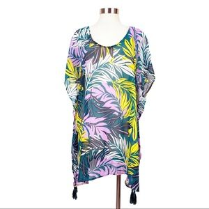 Palisades Beach Club Bamboo Swimsuit Coverup